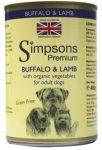 Buffalo & Lamb